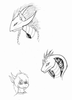 Headshot Gifts by drawitout