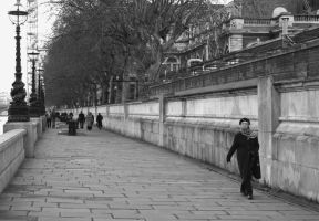 Embankment by daliscar