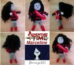Amigurumi Marceline from Adventure Time by durango421
