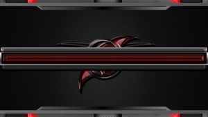 Red And Black Gateway by deviantdon5869