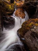 Incline Creek Cascade Lake Tahoe by MartinGollery