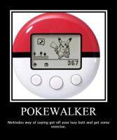Pokewalker by Wolf-luver-4-ever