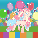 Lost in the lollipop forest? by bassmegapokemonlover