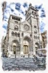 St. Lawrence Cathedral. by rhipster