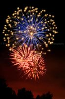 The Bombs Bursting in Air by timseydell