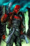 Red Hood Colors by hanzozuken