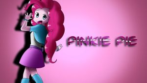 Equestrian Girl: Pinkie Pie by Herostrain