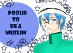 Proud to be a Muslim by Zhar-nee