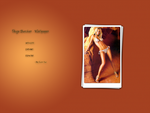 Paige Butcher : Wallpaper by Scott-Evo