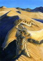 Dune Dragon by Hbruton