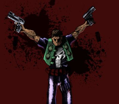 punisher by FATRATKING