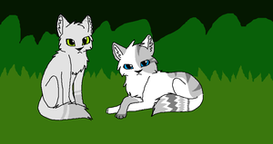 Oh Look, warrior cats... by RoryGoesPchooo