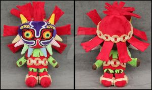 Skull Kid by A-chan--Creations