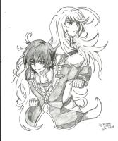 Tales of Xillia by Bacell