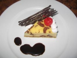 Tromberone Cheese Cake by flame13th