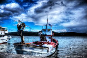 Sariyer  HDR by metinp