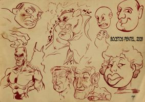 sketches by judson8