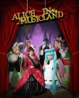 Alice in Musicland by selasyue