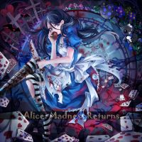 Alice Madness Returns by Miku-ukiM