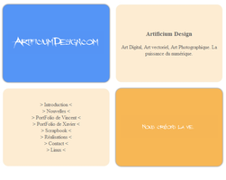ArtificiumDesign.com by Wipet