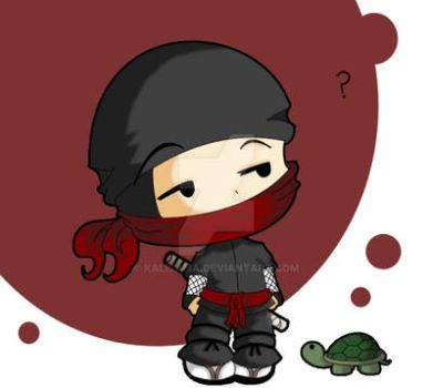 Tiny Ninja by Kalisama