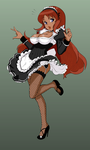 Estelle the Maid from Glow by qxvw198