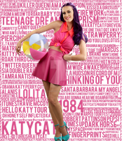 Katy Perry by carmenart-ca