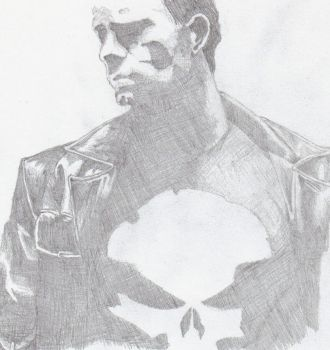 the Punisher by guardian-devil