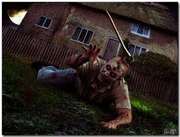 Zombie nights by Elvisegp