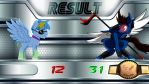 Pony Kombat New Blood 2 Final Battle (Result) by Macgrubor