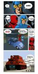 Deadpool-bluebeetle-fun by Manji675