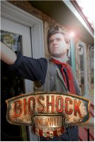 Bioshock Infinite 2 by sandercohen13