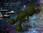 Trek BBS April 2015 Art Challenge Entry by TLBKlaus