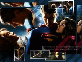 Superman Returns by destinyiscallingme