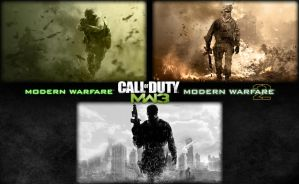 Call of Duty Modern Warfare Wallpaper by Wljump