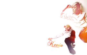 U-Kiss Kevin Wallpaper by singthistune