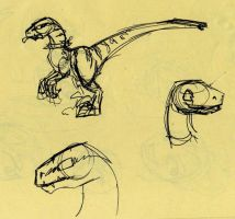 Mystra and Rover_sketches36 by Mystra-Inc