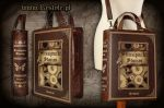 Steampunk Stories Bag by Euflonica