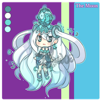 Tarot Adoptable [19] by WoeAdopts