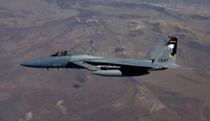 McDonnell Douglas F-15C Eagle of the ORANG 173RD by GeneralTate