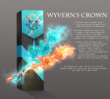 Renascentia Camino ::: Wyvern's Crown by Saibraeus