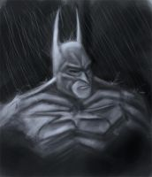 Batman by imdeerman