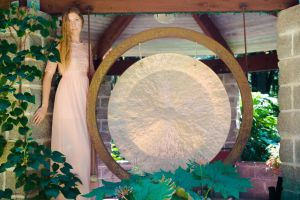 The Gong by Danika-Stock