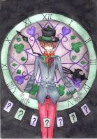Hatter from Alice by CorneliaSnow
