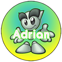 Adrian Badge by Michio11