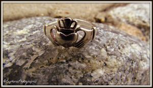 Claddagh Ring by EuphoricPhotographs