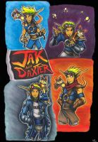 Jak and Daxter Montage by animon