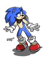 Another Sonic by a3dp