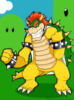 King of the koopas by Meb90