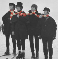 Beatles Scarf by jlghrspm6470